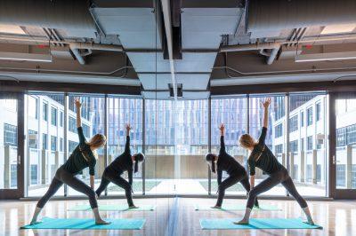 Multipurpose Fitness Studio
